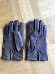 Lederhandschuhe Handschuhe 9 5 gefüttert