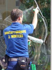 Fensterreinigung Rahmen Fensterputzer Wintergartenreinigung Jalousien