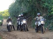 Motorradreisen in Kuba