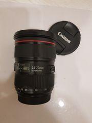 Canon EF 24-70 mm F2