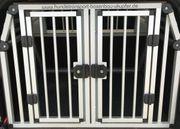 Hundetransportbox Aluminium passgenau für Mercedes