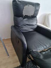 tv Sessel zu verschenken