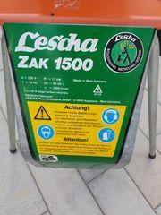 Gartenhäcksler Lescha
