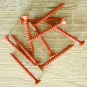 20 ABC-Spaxschrauben rot