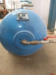 Druckluftbehälter zu verkaufen