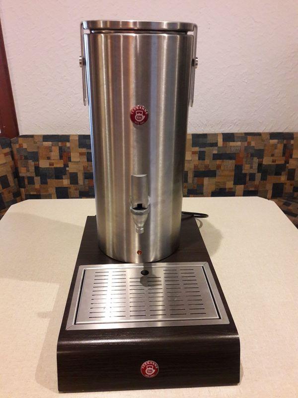 Samovar Heißwassergerät von Teekanne 8