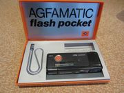 Pocketkamera Agfamatic 3000 Sensor Flash