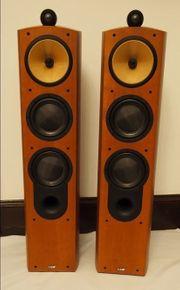 B W 804 Nautilus - Lautsprecher-Paar