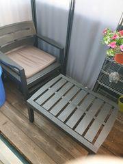 Verkaufe Balkonmöbel Gartenmöbel