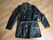 Vintage-Lederjacke original 50er Jahre