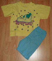 ORIGINAL - Sommer-Schlafanzug - Größe 92 - Pyjama -