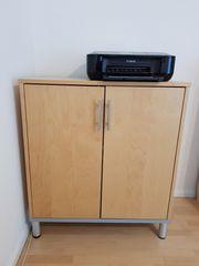 Aktenschrank Ikea aus Holz