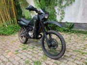 Kawasaki KMX 125 ccm Cross Enduro
