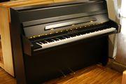 Klavier Piano Schimmel schwarz werkstattüberholt