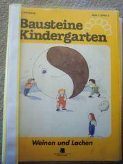 Kindergarten Bausteine 4 St