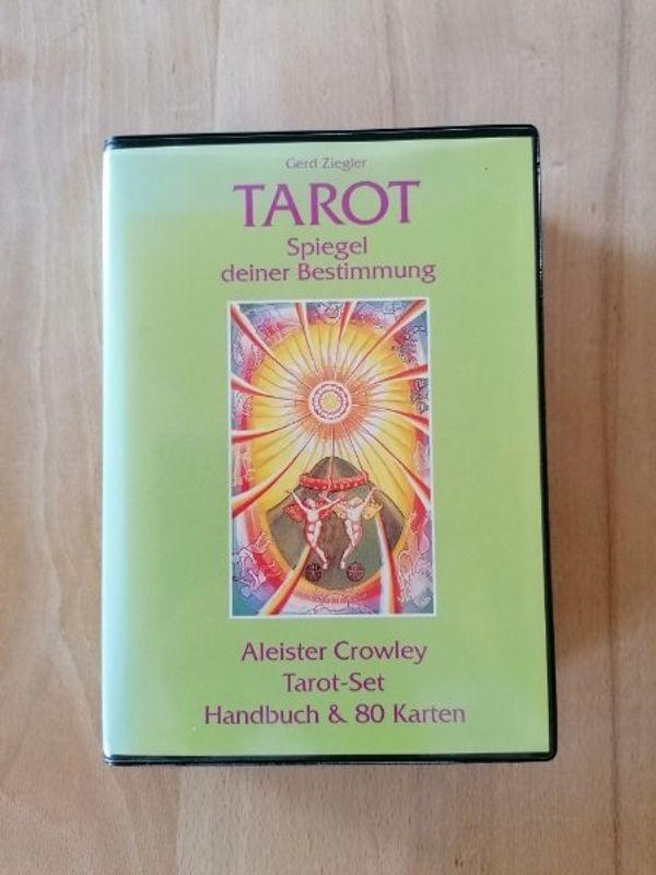 Tarot Set von Aleister Crowley
