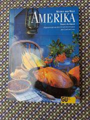 Amerika - Originalrezepte aus den USA