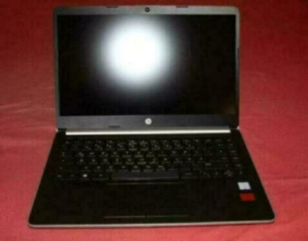 HP Notebook i3-7020U 8 GB