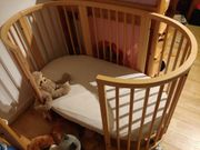Stokke Sleepi Kinderbett 6 Monate
