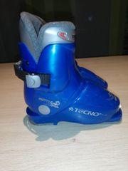 Kinderskischuhe TECNO Pro Größe 17