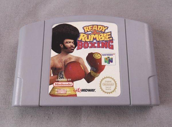 Ready 2 Rumble Boxing - Nintendo