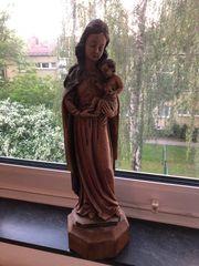 Antike Mutter Gottes von 1920