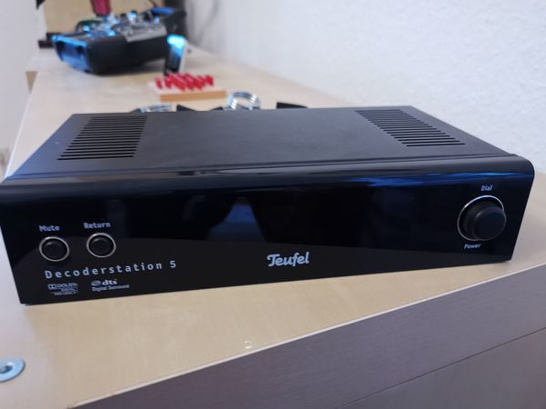 Teufel Decoderstation 5 - AV Receiver