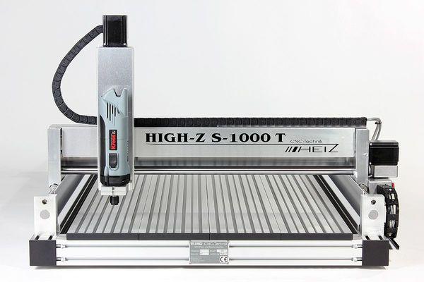 CNC Fräse High-Z S-1000 T