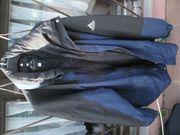 Herrenjacke dunkelblau