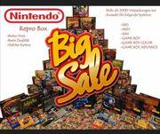 Nintendo SNES NES N64 GB