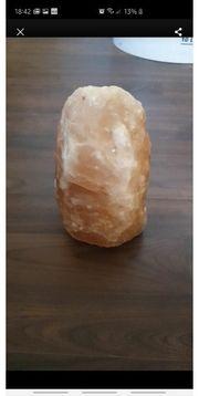 Salzsteinteelicht