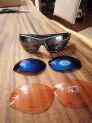Austauschbar Sportsonnenbrille