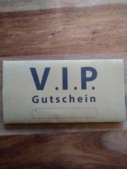 VIP Gutschein Bella Vitalis
