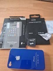 Glasschutz i Phone Hülle