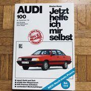 Audi 100 Buch Reparatur Buch