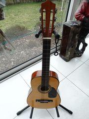 Kleine Gitarre von Starfire handcrafted