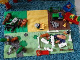 Spielzeug: Lego, Playmobil - Bauernhof Set von Lego