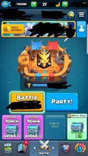 Verkaufe Clash Royale Level 11