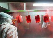 Reparieren lackieren pulverbeschichten Kleinteile Serien