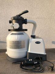 Pool Krystal Clear Sandfilteranlage SF80220RC-2
