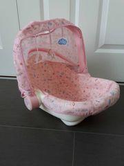 Autositz Tragekorb von Baby Annabell