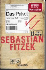 Sebastian Fitzek Das Paket - Spiegel