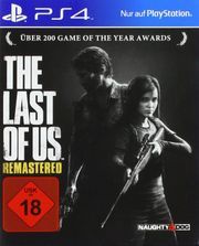 ps4 spiele the last of