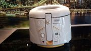 Fritteuse Rotofritteuse DeLonghi mit Easy