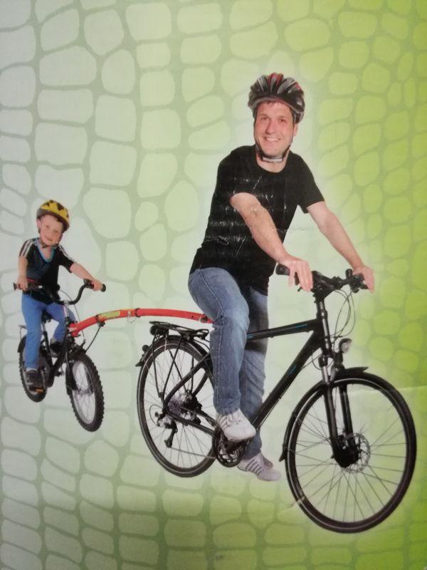 Trail Gator Fahrrad Tandemstange Nachläufer