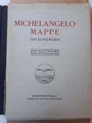 Michelangelo Mappen des Kunstwarts - 3