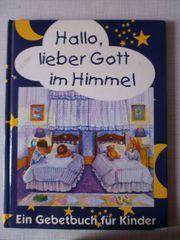 Hallo lieber Gott Bilderbuch im
