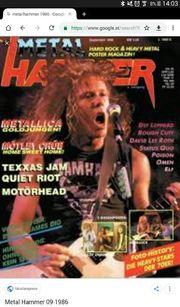 Metal Hammer Zeitschriften