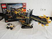 Lego Technik 42055 Schaufelradbagger