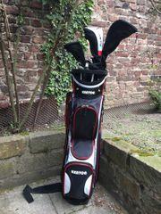 Golf-Komplett-Set - Schläger und Bag - Kenton